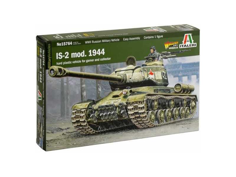 Italeri Wargames IS-2 Mod. 1944 (1:56)
