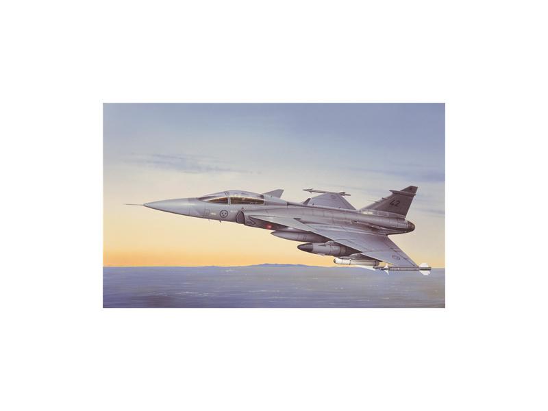 Italeri Saab JAS-39A Gripen (1:48)