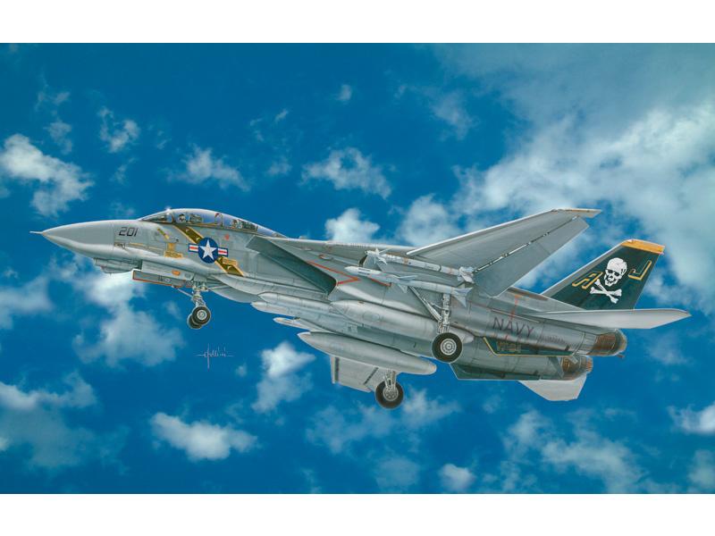 Italeri Grumman F-14A Tomcat (1:48)