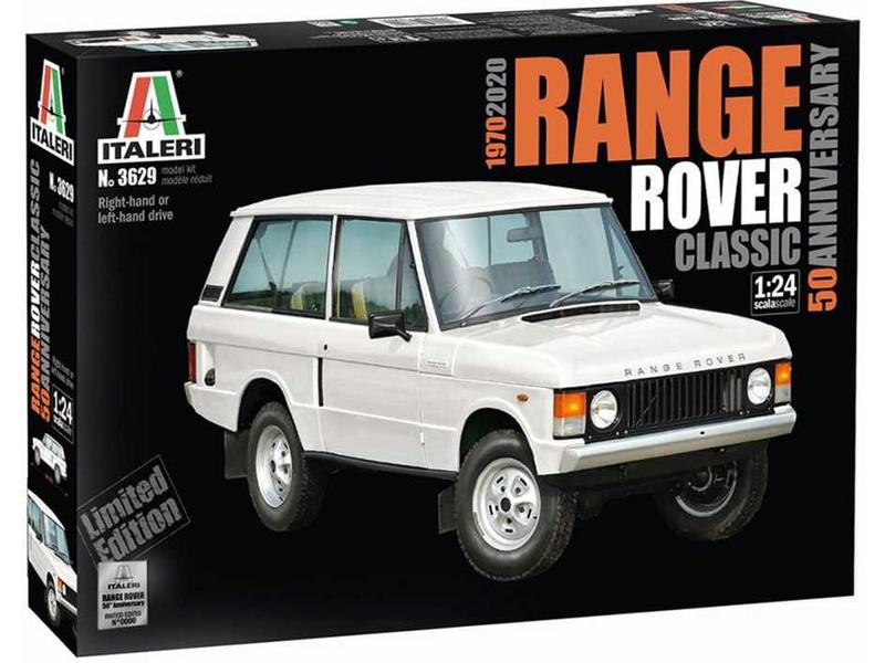 Italeri Range Rover Classic (50. výročí) (1:24)