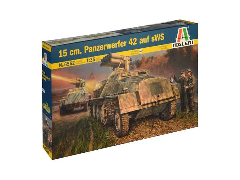 Italeri Panzerwerfer 42 auf SWS 15cm (1:35)