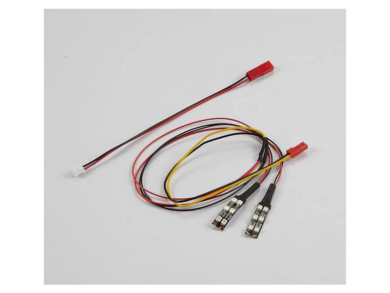Killerbody pásek 12 červených LED pro podvozek