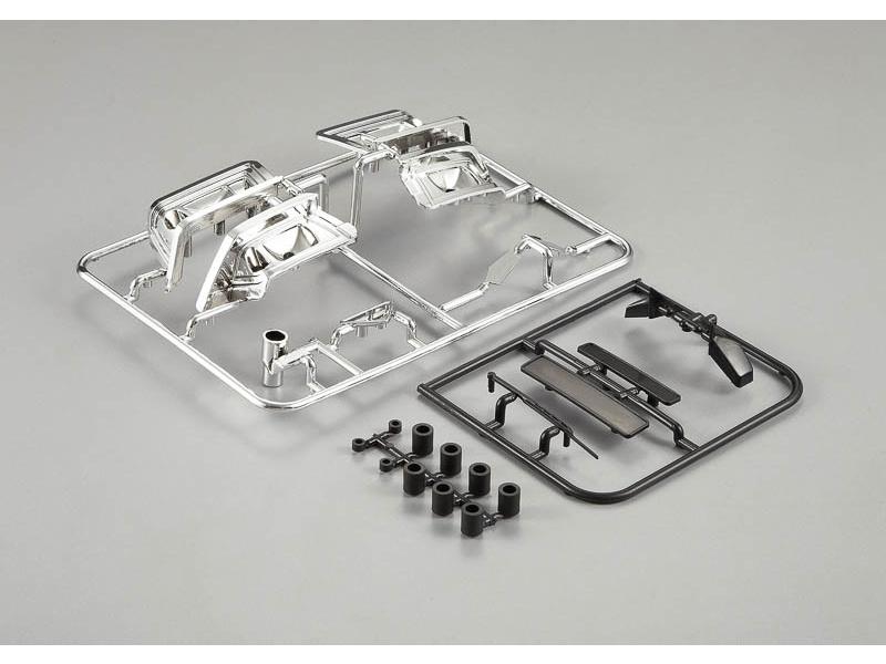 Killerbody plastové díly: Alfa Romeo 75 Turbo 1:10