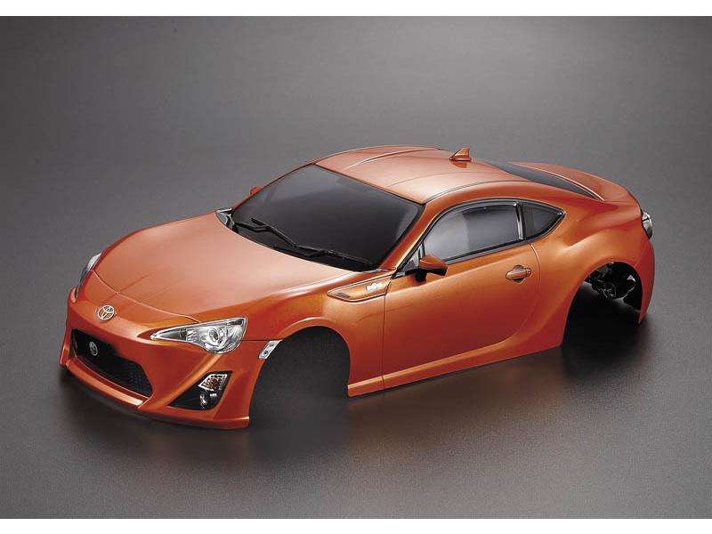 Killerbody karosérie 1:10 Toyota 86 oranžová