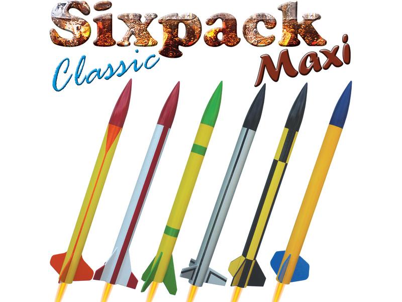 Klima Sixpack Classic MAXI Kit