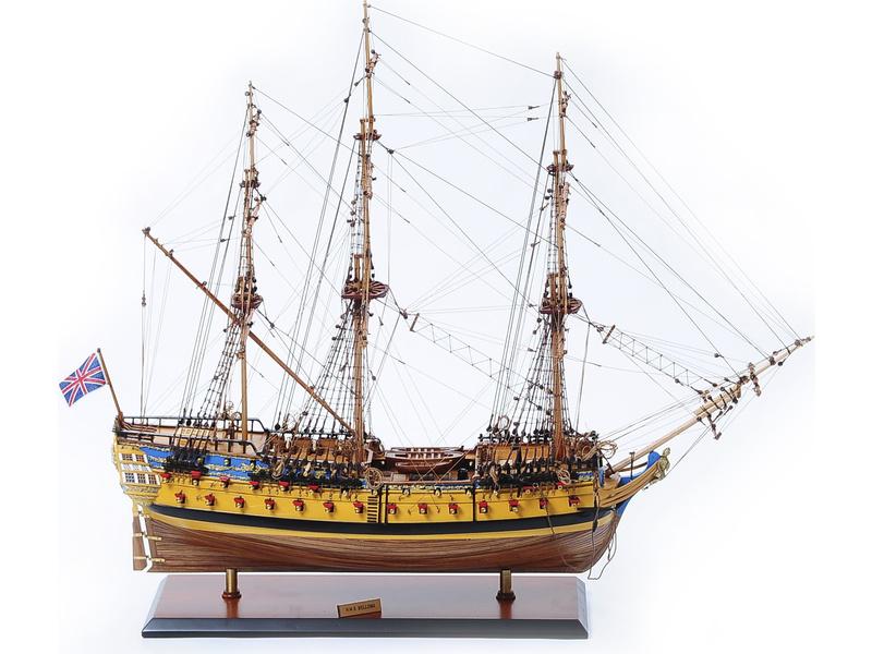 COREL H.M.S. Bellona 1760 1:100 kit