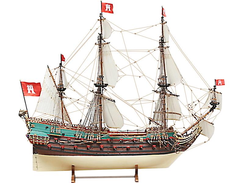 COREL Wappen von Hamburg 1667 1:50 kit