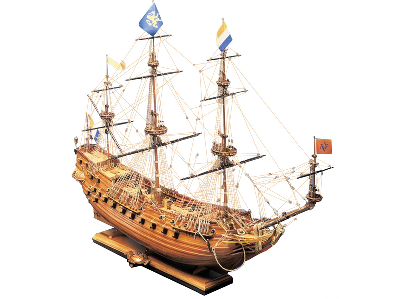 COREL Prins Willem 1651 1:100 kit