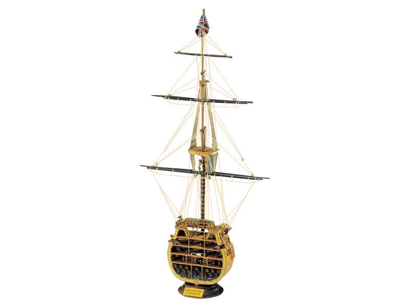 COREL H.M.S. Victory 1651 řez 1:98 kit