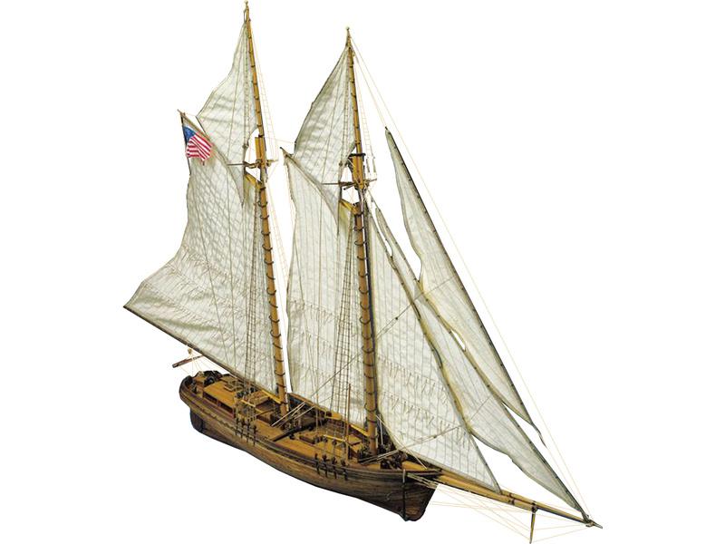 COREL Flying Fish 1860 1:50 kit