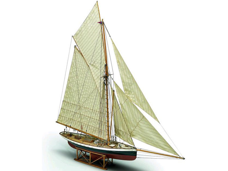 MAMOLI Puritan 1885 1:50 kit