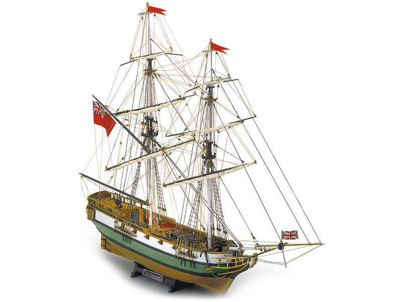 MAMOLI Portsmouth 1796 1:64 kit