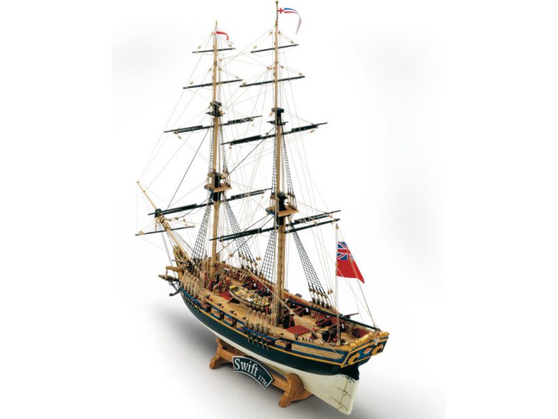 MAMOLI Swift 1776 1:70 kit