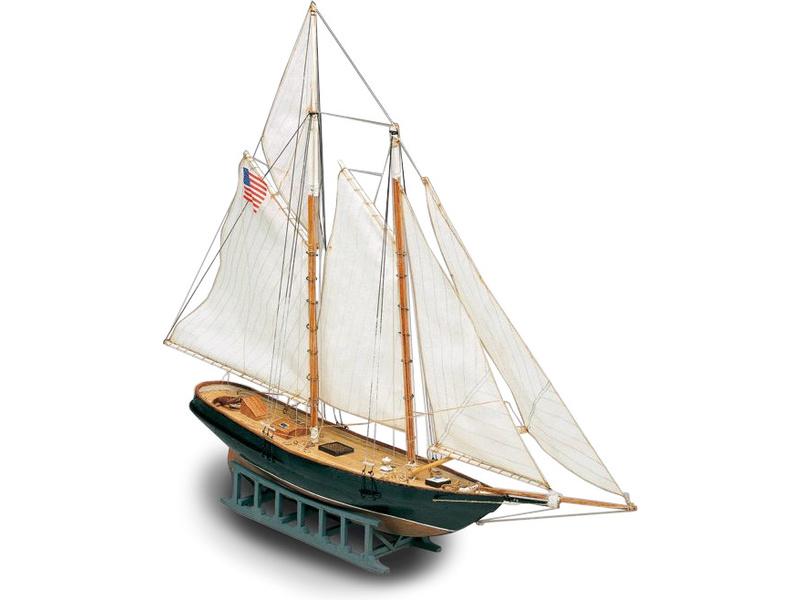 MINI MAMOLI America 1:140 kit