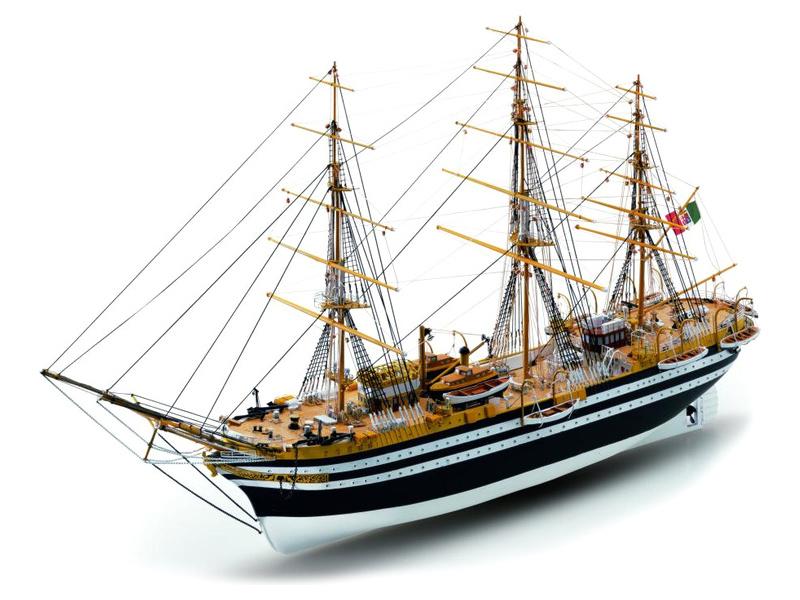 MINI MAMOLI Amerigo Vespucci 1:350 kit