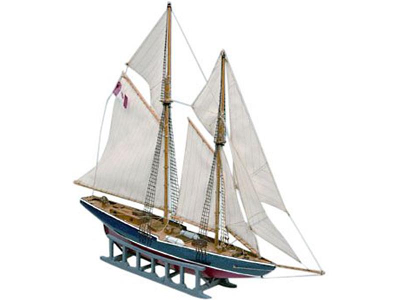 MINI MAMOLI Bluenose 1:160 kit