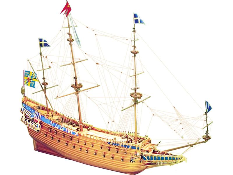 COREL Wasa 1626 1:75 kit