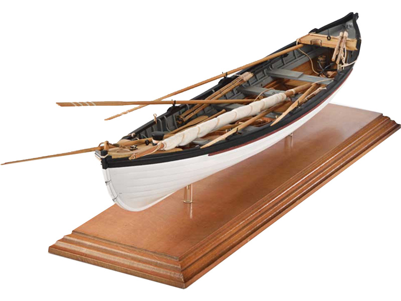 AMATI Walfangboot harpunářský člun 1860 1:16 kit