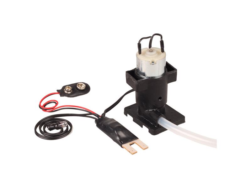 Krick Pumpa se senzorem a varovným světlem