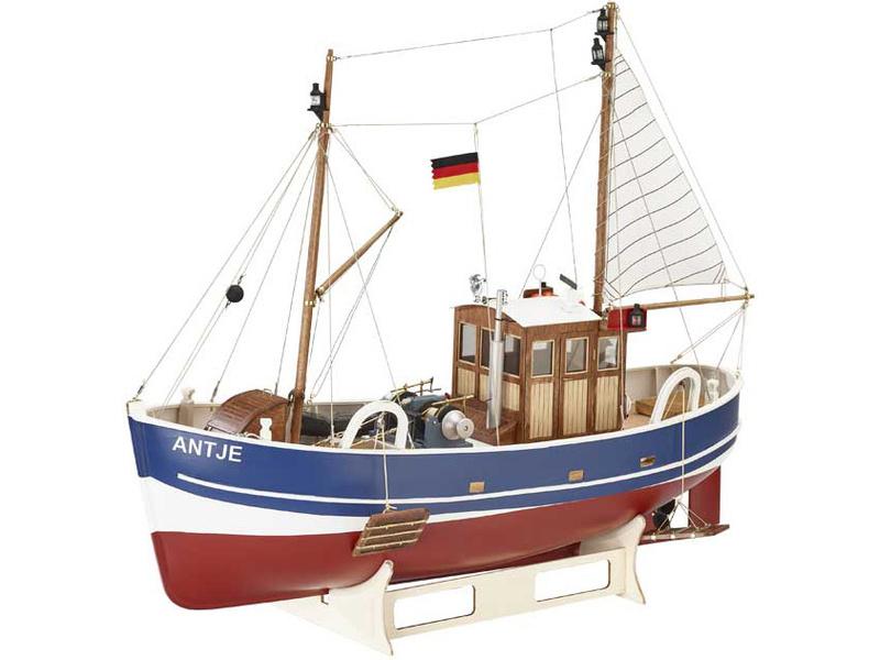 ROMARIN Antje rybářský kutr kit