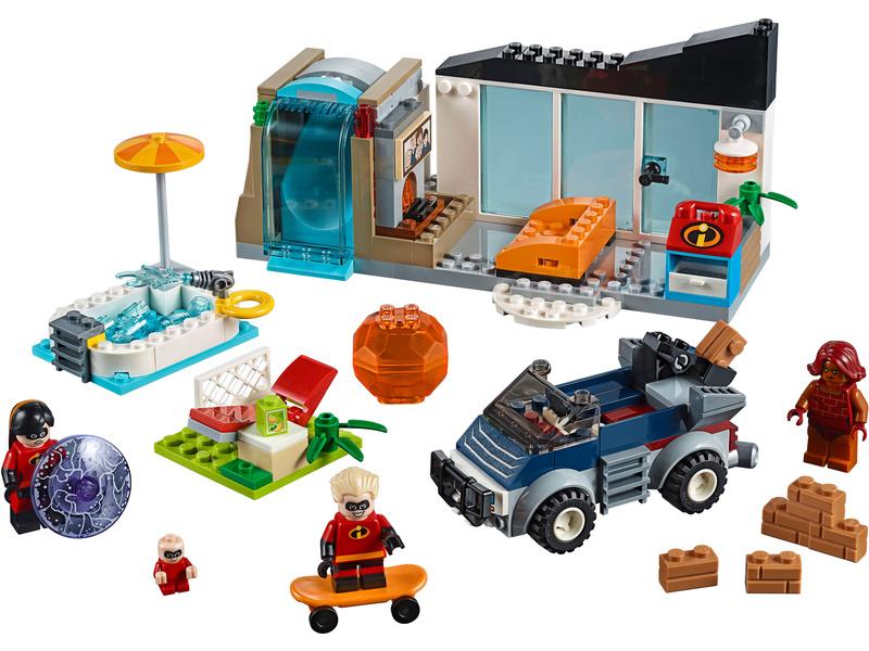 LEGO Juniors - Velký útěk z domu