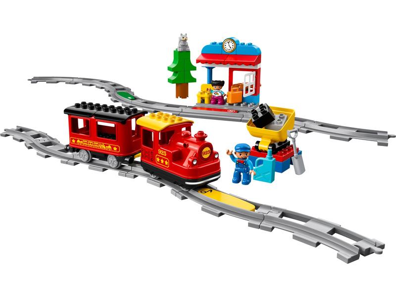 LEGO DUPLO - Parní vláček
