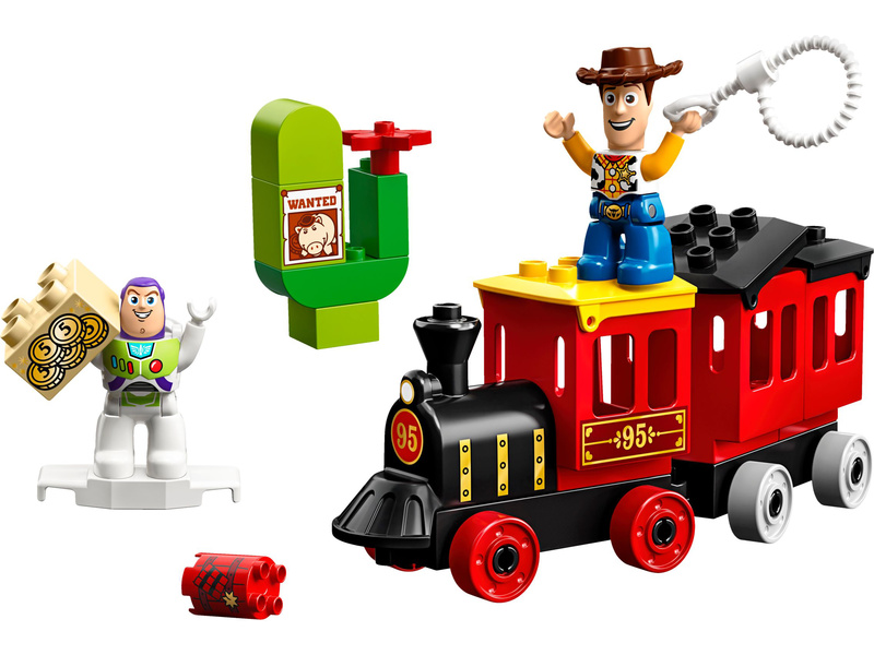 LEGO DUPLO - Vlak z Příběhu hraček