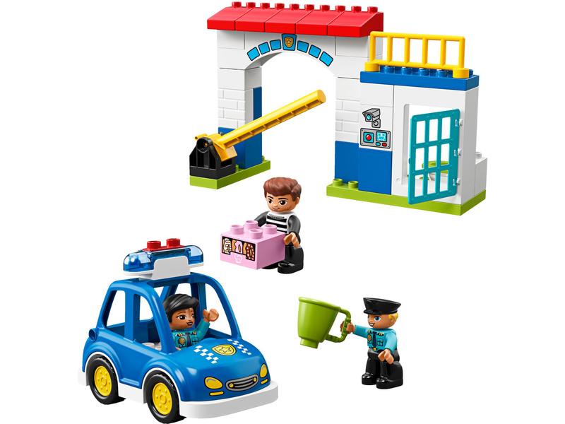 LEGO DUPLO - Policejní stanice