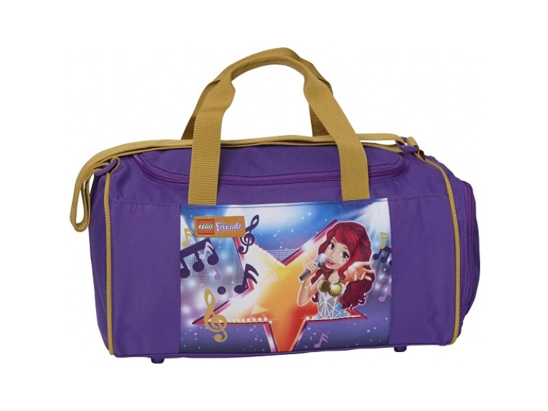 LEGO sportovní taška - Friends PopStar
