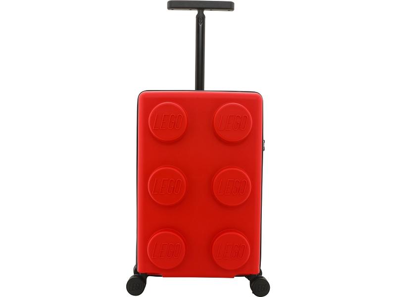 """LEGO Luggage Cestovní kufr Signature 20"""" - červený"""