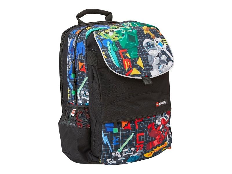 LEGO školní batoh Hansen - Ninjago Prime Empire