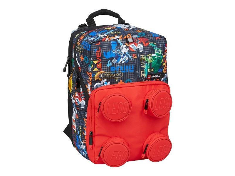 LEGO školní batoh Petersen - Ninjago Prime Empire