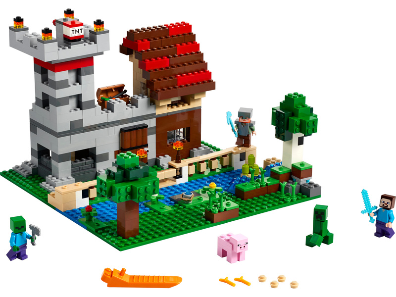 LEGO Minecraft - Kreativní box 3.0