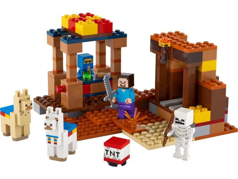 LEGO Minecraft - Tržiště