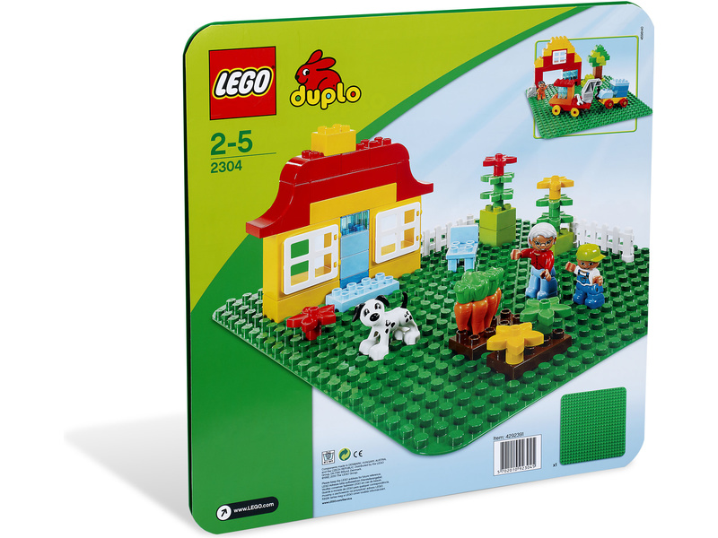 LEGO DUPLO - Velká podložka na stavění