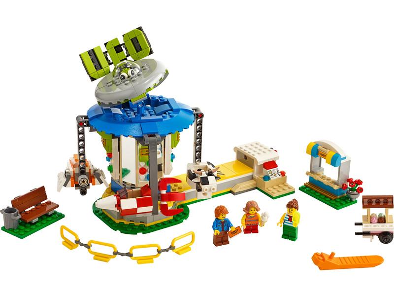 LEGO Creator - Pouťový kolotoč