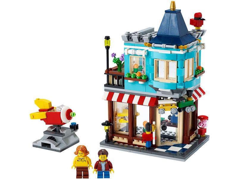 LEGO Creator - Hračkářství v centru města