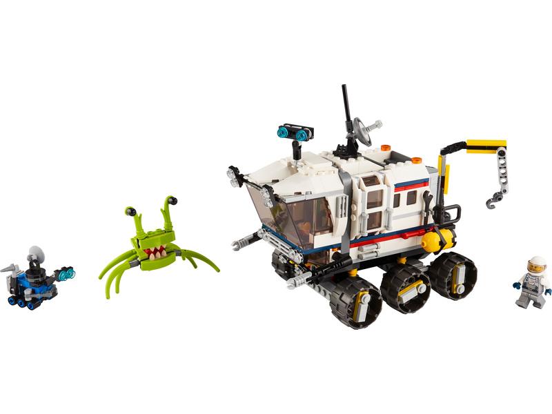 LEGO Creator - Průzkumné vesmírné vozidlo