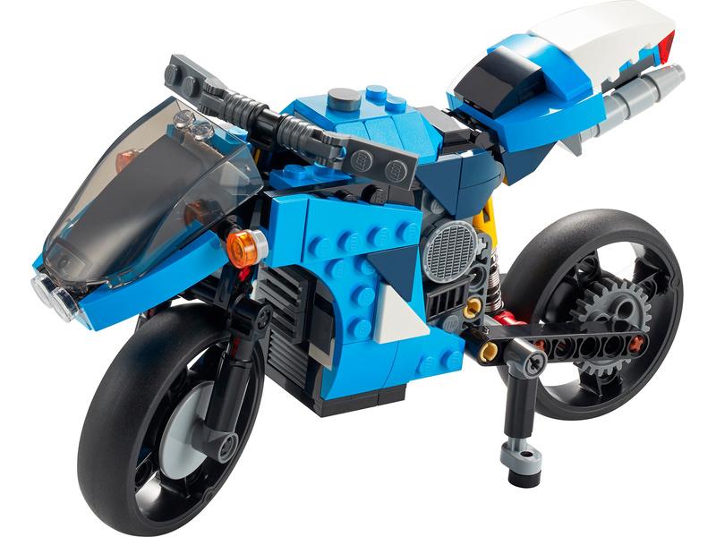 LEGO Creator - Supermotorka