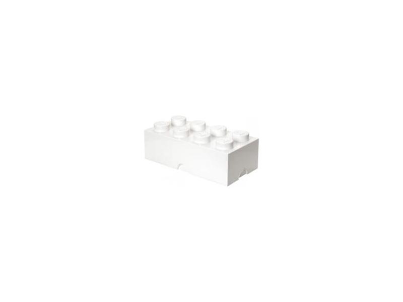 LEGO úložný box 250x500x180mm - bílý