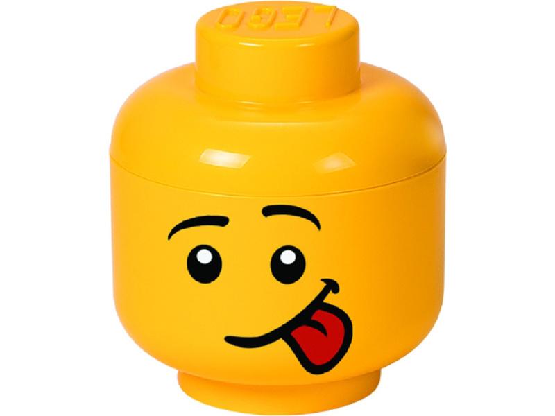 LEGO úložná hlava malá – Silly