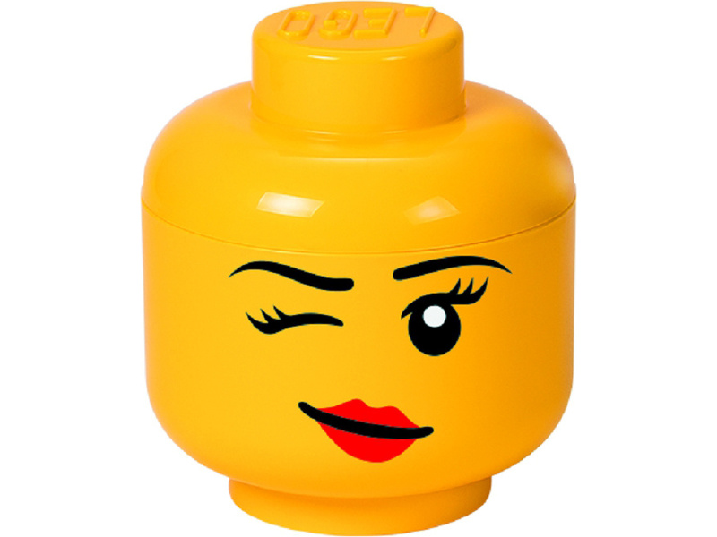 LEGO úložná hlava malá – Whinky
