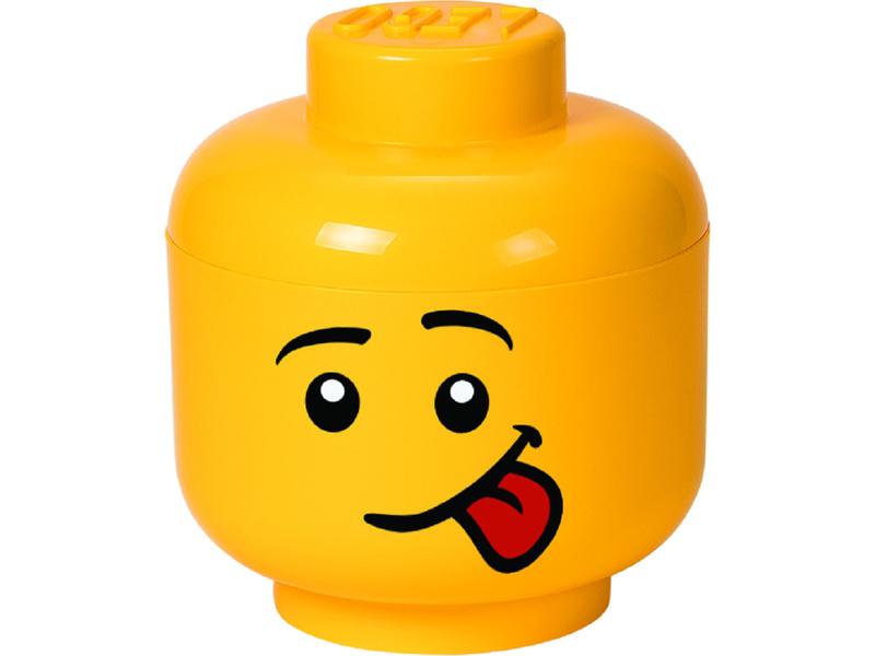 LEGO úložná hlava veká – Silly