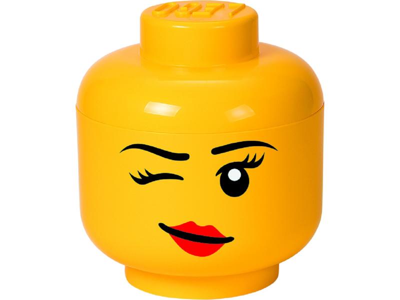 LEGO úložná hlava veká – Whinky