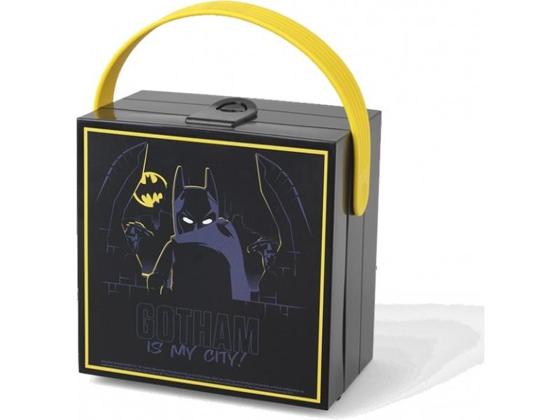LEGO box na svačinu s rukojetí - Batman Movie