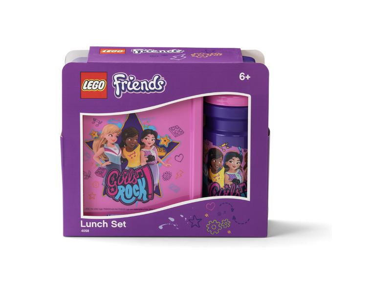 LEGO svačinový set - Friends Girls Rock