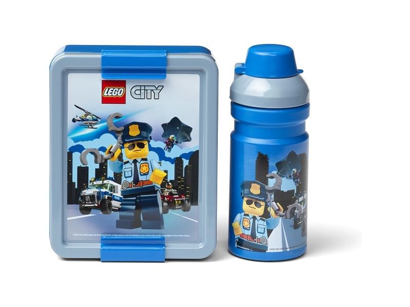 LEGO svačinový set - City