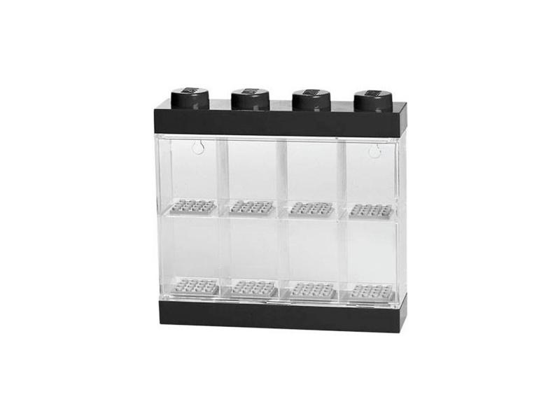 LEGO sběratelská skříňka malá - černá