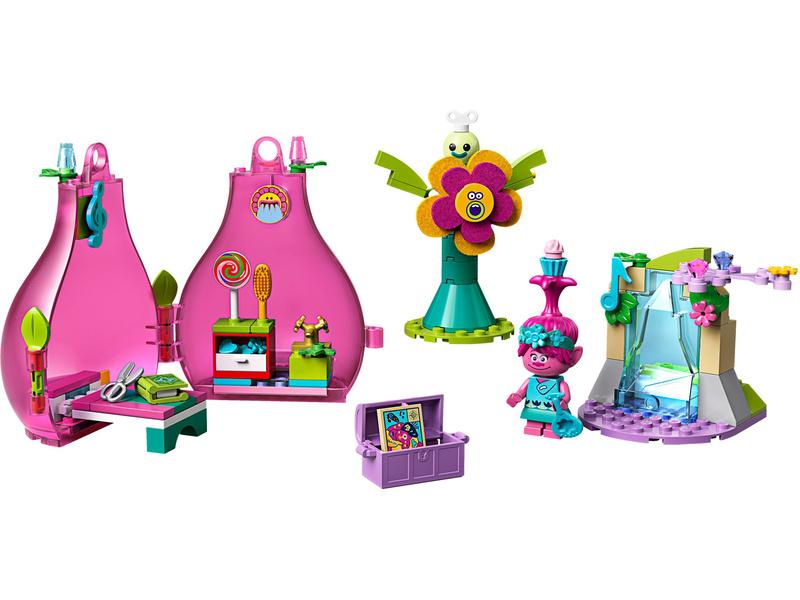 LEGO Trolls - Poppy a její domeček
