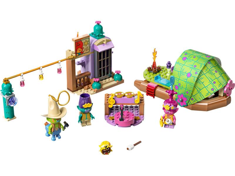 LEGO Trolls - Plavba do světa country
